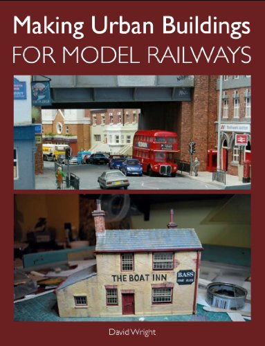 Making Urban Buildings for Model Railways (English Edition)