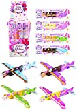 12 Fairy Poly Gliders (4 ASSTD DESIGNS)