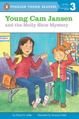 Young Cam Jansen and the Molly Shoe Mystery (English Edition)