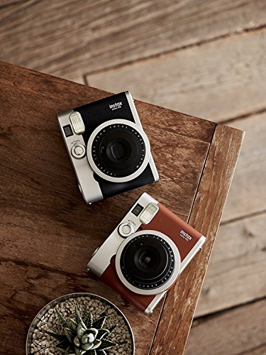 Sofortbildkamera Fujifilm Instax Mini 90 Neo Classic Kamera schwarz