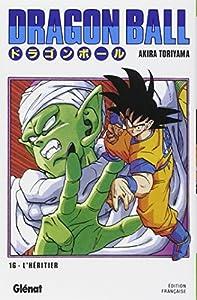 Dragon Ball Nouvelle édition Tome 16