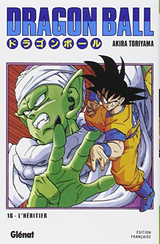 Dragon Ball, Tome 16 : L'héritier