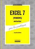 Image de Excel 7, pochette (outils professionnels), élève, 2000, Windows, initiation