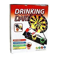 Idea Regalo - Krüger & Gregoriades 549614–Gioco per la Gola Drinking Dart