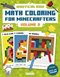 Best Juvenile Books - Math Coloring For Minecrafters: Addition, Subtraction, Multiplication Review