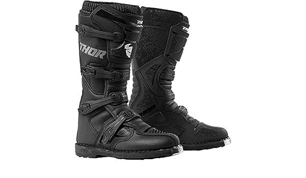 Thor 2019 Blitz XP Motocross Boots Black Adult UK9