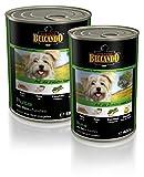 BELCANDO Dog 800g Turkey+Rice