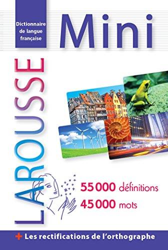 Mini dictionnaire de Français par Collectif