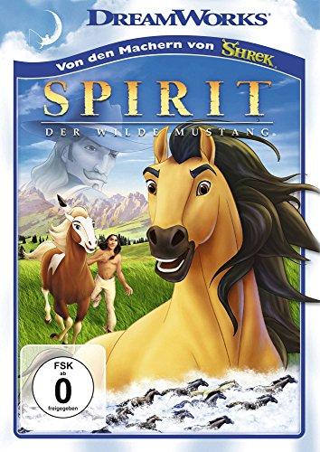 Spirit - Der wilde Mustang