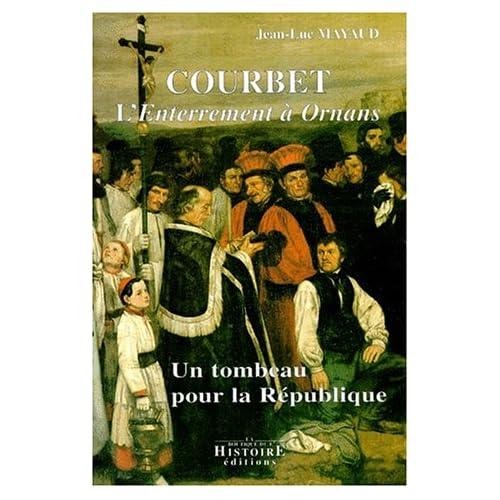 Courbet, l'enterrement à Ornans