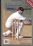 Allan's cricket annual by Allan Miller front cover