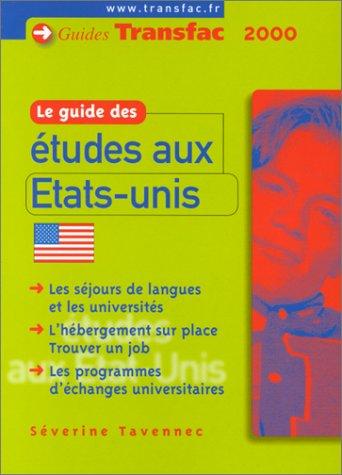 Le guide des études aux USA