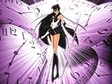 Sailor Moon Cosplay Schuh Sailor Pluto Setsuna Meioh Women's Size EU 44