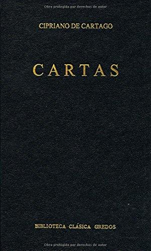 Cartas / Letters par OBISPO DE CARTAGO CIPRIANO SANTO