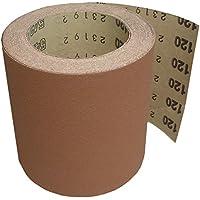 STARCKE oscilante rollo de lija, grano 100, 1rollo de 10m, 1pieza, Ancho 90mm, 101125753