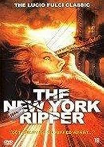 The New York Ripper [ 1982 ] anamorphic widescreen [ uncut & uncensored ] [ dutch import ]