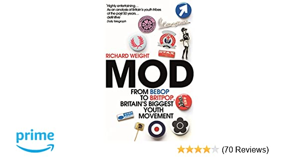 MOD: From Bebop to Britpop, Britain's Biggest Youth Movement