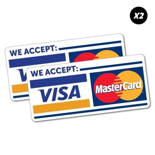 2x-we-accept-visa-mastercard-sticker-decal-shopfront-trading