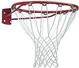 Indoor Outdoor Activity Basketball Sports Goal Hoop Ring Net & Screws Set