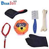 #9: DearJoy Pet Care and Pet Grooming Kit (Medium)