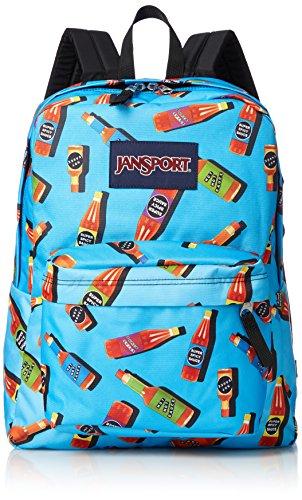 192bb9564 JanSport Superbreak Backpack - Hot Sauce - Classic, Ultralight