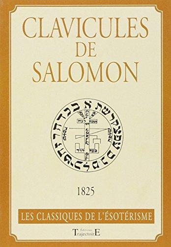 Clavicules de Salomon. Véritable Secrets des secrets, Révélation des opérations magiques