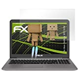 atFolix Displayschutz für ASUS ZenBook UX510UW Spiegelfolie - FX-Mirror Folie mit Spiegeleffekt
