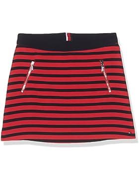 Tommy Hilfiger Ame Bi Stripe Skirt, Falda para Niñas