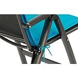 Sun Garden 10149853 Auflage Dessin 50234-140 Esdo für Sessel hoch, 100% Filamentpolyester, L 121 x B 47 x H 4 cm