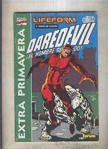 Daredevil especial primavera 1991: Lifeform segunda parte (numerado 6 en trasera)