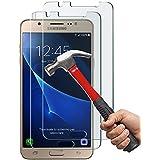 [, 2unidades] Galaxy J5Protector de pantalla, anderw Premium templado vidrio Protector de pantalla para Samsung Galaxy J5(2016versión solo)
