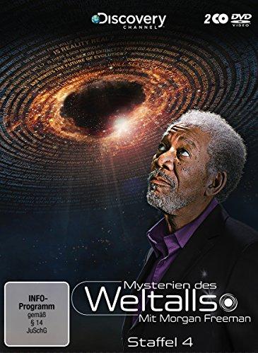 Mit Morgan Freeman: Staffel 4 (2 DVDs)