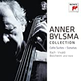 Anner Bylsma plays Cello Suites and Sonatas (Coffret 11 CD)