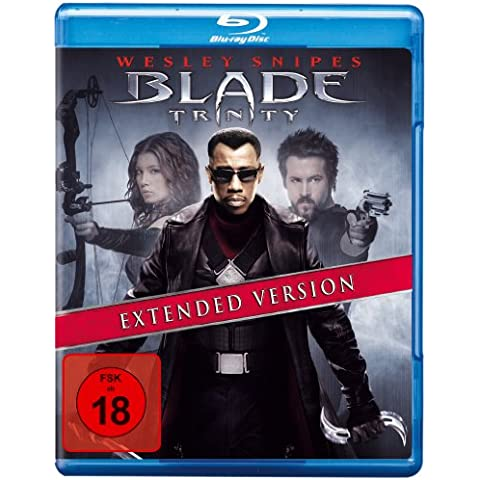 Blade: Trinity - Extended Version