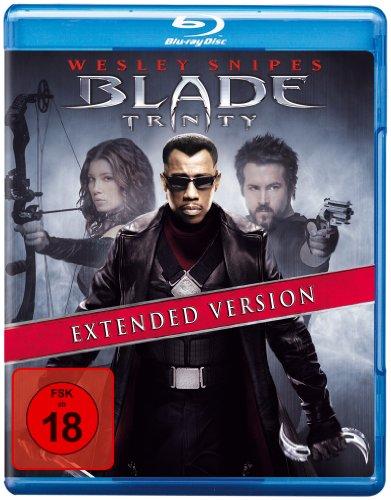 Bild von Blade: Trinity - Extended Version [Blu-ray]