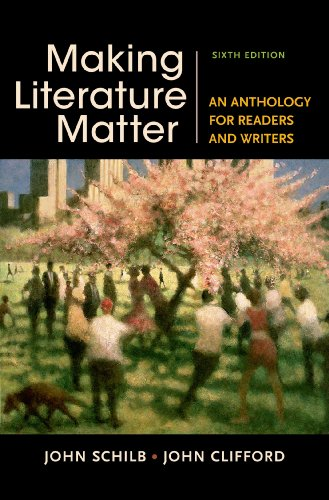 MAKING LITERATURE MATTER FREE EBOOK DOWNLOAD