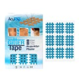 AcuTop Typ A, Gitter Tape, blau - 180 Tapes