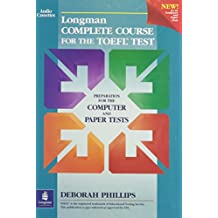 Longman Complete Course for the TOEFL Test: Audio Cassettes