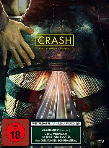 Crash - Mediabook Modern (+ DVD) [Blu-ray]