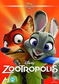Zootropolis [DVD] [2016] (B01DDF9XBU)   Amazon Products