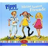 Pippi Freundebuch: Pippi Langstrumpf. Meine besten Freunde. Mit Geburtstagskalender. Edition Kunterbunt