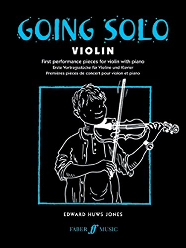 Going Solo -- Violin: (Violin and Piano) (Violin Piano)