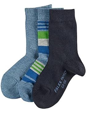 FALKE Jungen Socken, 3er PackFre
