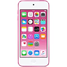 Apple iPod touch 64GB Reproductor de MP4 64GB Rosa - Reproductor MP3 (Reproductor de MP4, 64 GB, Lightning, Cámara incorporada, Rosa, Auriculares incluidos)