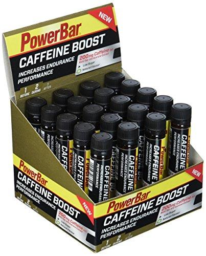 PowerBar Caffeine Boost Shot mit 200mg Koffein - Ampulle - (20 x 25ml) -