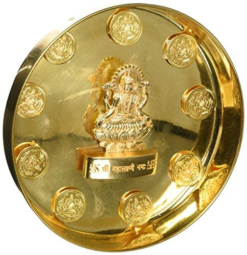 goddess-lakshmi-puja-thali-brass