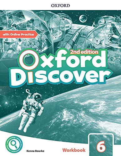 Oxford Discover 6. Activity Book with Online Practice Pack 2nd Edition (Oxford Discover Second Edition)