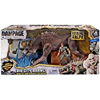 Rampage New The Movie Big City Brawl Ralph Set