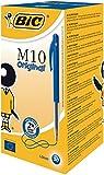 Bic M10 Clic-Medium Stylo-bille rétractable Bleu