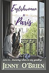 Englishwoman in Paris: Large Print Book